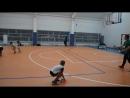 Игровое упражнение Салют имитирующие челночный бег