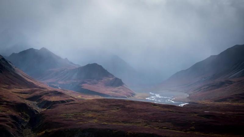 Короткометражный фильм о Национальном парке и заповеднике Денали на Аляске
