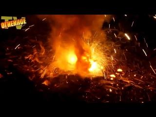 Термитная смесь своими руками 2 Термит - Homemade thermite