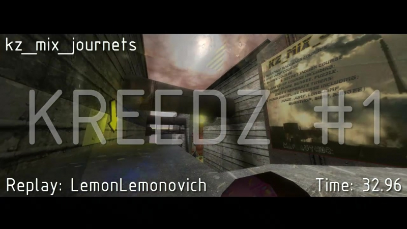 KREEDZ 1 (kz_mix_journets)