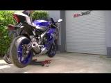 Mysportbike - ✅ Yamaha R6 2017 😍 ! Крутой подъемник для мото 👍👍 !