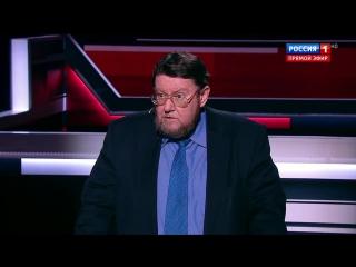 Сатановский: украинский гордиев узел нужно разрубить