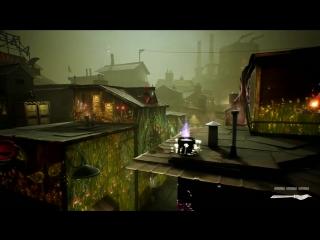 Concrete genie - paris games week announce trailer _ ps4