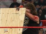 Backlash 2004 Randy Orton vs. Cactus Jack (No Holds Barred)