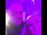 Тайсон Фьюри с женой на концерте Лайонела Ричи.