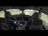 Первый полет МС-21 от взлета до чествования пилотов