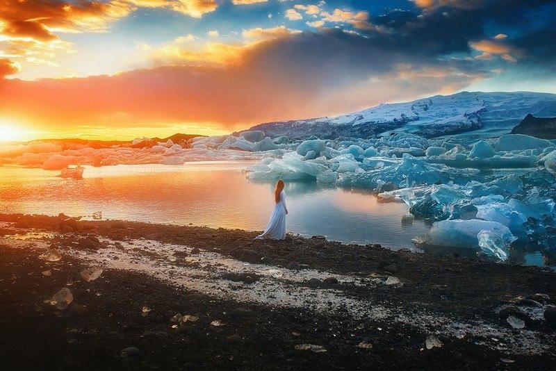 Красивые фотографии из далекого путешествия