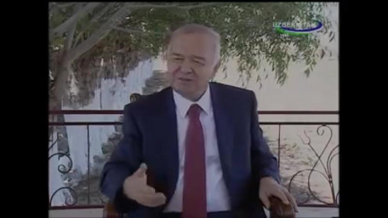 Ислам каримов узбеклар тиламчи - [www.getlinkyoutube.com]