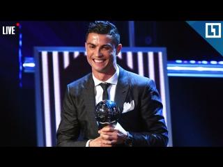 Церемония награждения футболистов ФИФА