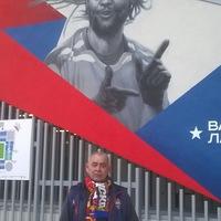 Анкета Александр Родионов
