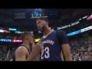 NBA 2016-17/ 27.03.2017 / Юта - Нью-Орлеан