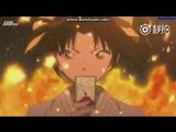 Трейлер к двадцать первому фильму Meitantei Conan: Kara Kurenai no Love Letter