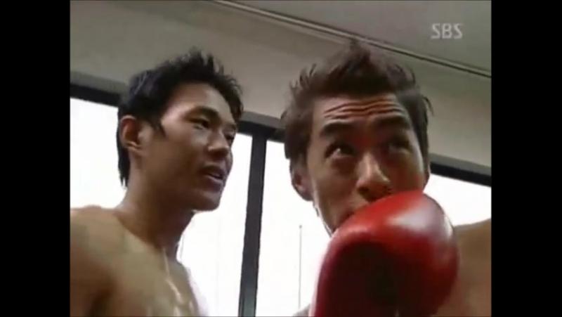 Встреча Чан Ю Чхоля и Ли Хан Се (Punch)