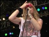 Saxon - Live at Esbjerg Rock Festival 1995 - Denmark (Remastered)