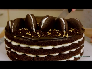 Торт Вупи пай(whoopie pie). Супер шоколадный торт. Рецепт в домашних условиях.
