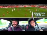 Лига чемпионов УЕФА против Nissan GT-R