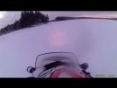 Январь 2017 рыбалка в Карелии -35