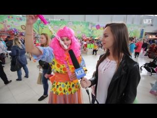 Репортаж LIFT TV. Фестиваль воздушных шаров в ТРЦ Торговый Квартал ()