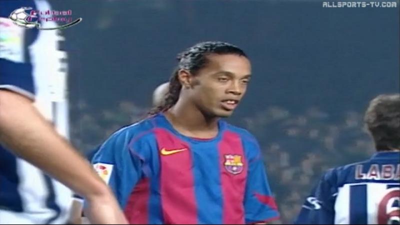 ЧИ 2004 05 19 тур Барселона Реал Сосьедад 1 0