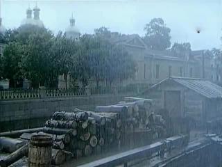 Дождь в Питере (из х/ф Петербургские тайны)