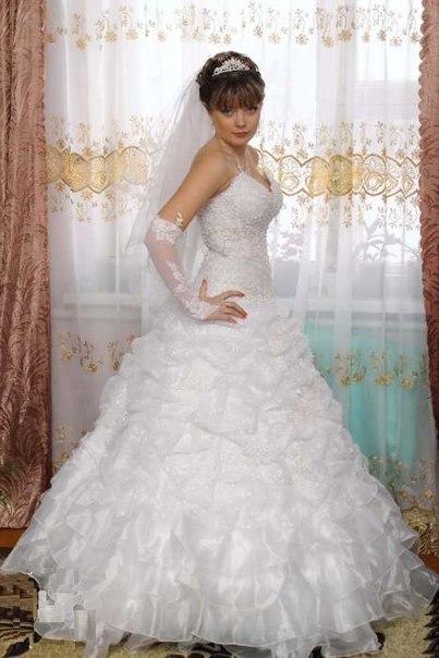 Свадебное платье напрокат в могилеве