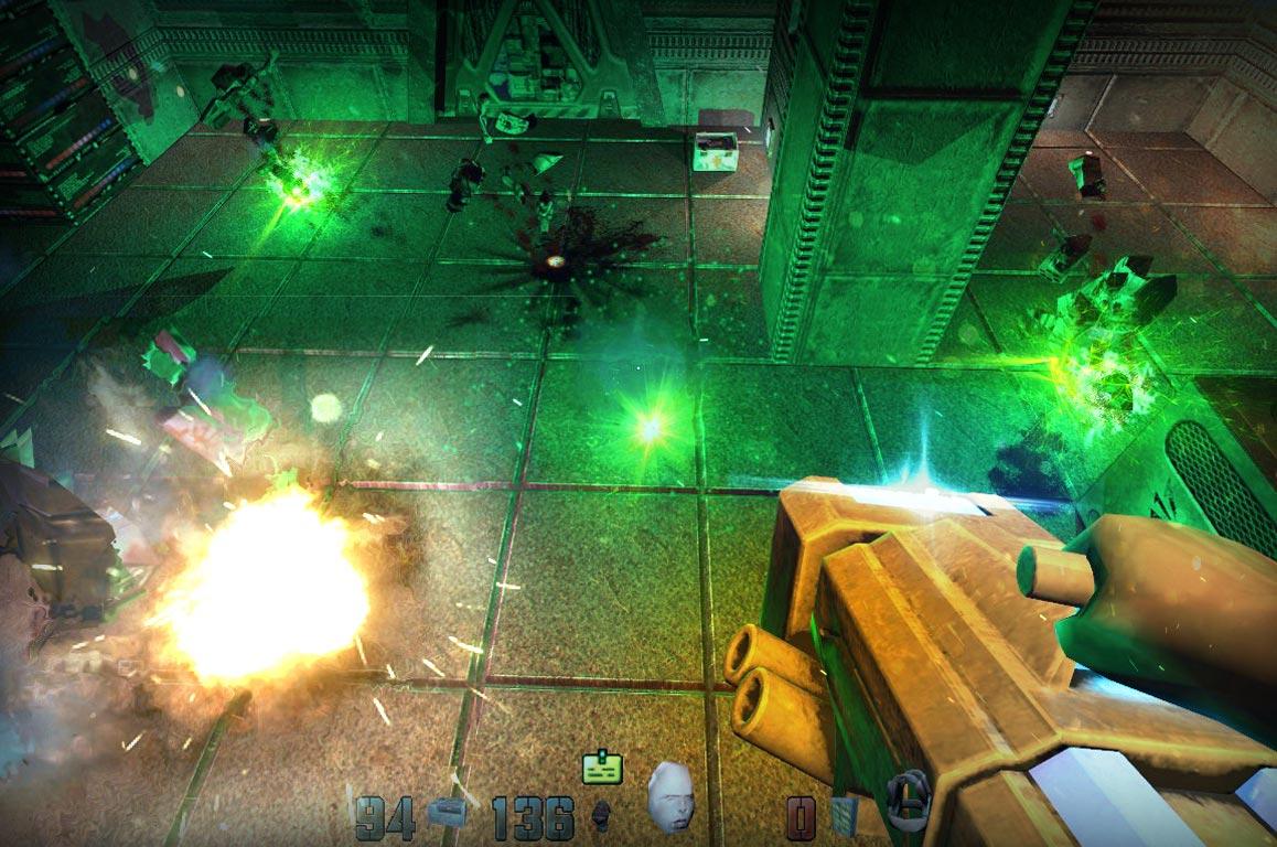 Quake 2 cheats weapons