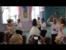 Танец пап и дочек. Д/с Дружба Холмск выпускной