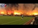 Belgrade Derby _ Partizan vs Red Star (Grobari  Delije) Ultras Show