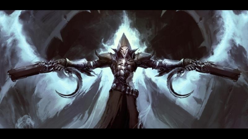 Overwatch - Неэкономный Жнец анимация - Reaper is Wasteful (Animation) (Русский Дубляж)