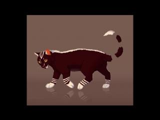 Cat Speedpaint #3 by Bee