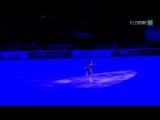 Евгения Медведева Показательные • Rostelecom Cup 2017 22 октября • TeleSport