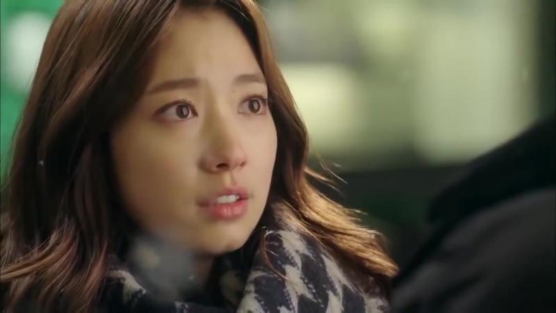 Kiss In Snow _ PINOCCHIO – Lee Jong Suk Park Shin Hye _ 12 Days Of Kissmas 1!