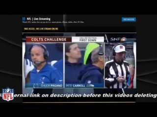 Indianapolis Colts vs Seattle Seahawks | NFL Live Streaming