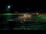 Погоня за Lexus 3-я Транспортная-Панфилова и полицейский с автоматом