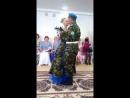 Наша свадьба в стиле ВДВ.5 августа 2017 год.