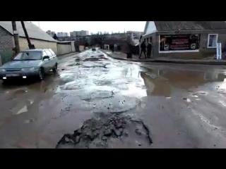 Волгоград - миллионный город в богатой нефтяной РФ, через год принимающий ЧМ 2018. Выглядит, будто немцы его до сих пор ещё ино