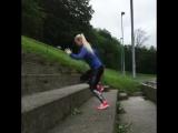Отличные упражнения для увеличения силы ног.