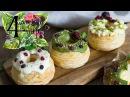 4ステップで出来るパイ生地のクロナッツ Puff Pastry Cronuts in 4 Easy Steps