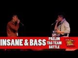 Insane &amp Bass - GNB 2017 - Tag Team Prelim