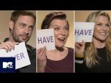 Resident Evil: The Final Chapter Cast Play Never Have I Ever! | MTV