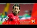 «Ахмат» - «Арсенал» 1:2. Интервью после матча