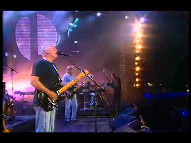 Pink Floyd - Live At Live 8 London, 2005