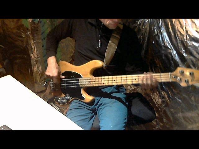 Time Won't Wait - Jamiroquai (2005) - bass MM Sabre '79