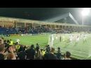 Szégyen Andorrában: Andorra - Magyarország 1 - 0 (meccs utáni pillanatok)