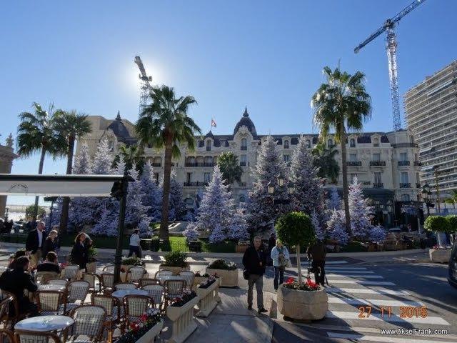 Где провести зиму. Сан Ремо и Монте Карло