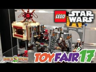 LEGO Star Wars 2017 Summer Sets REVEAL!