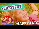 Bibi Tina HAPPY END mit Liedtext LYRICS zum Mitsingen volle Länge