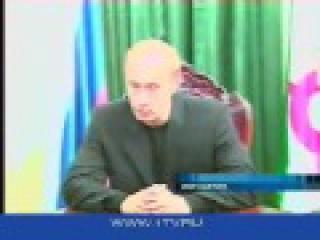 Ингушетия.Президент России Владимир Путин прибыл в Ингушетию поддержать Зязико...