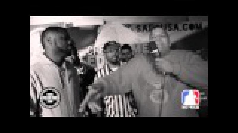 Rap Battle: Reggie P Vs Sammy Wild 100's (Powered by @SAEChicago ) Feat Big T Big Kannon