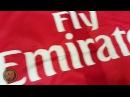 Видео обзор футбольной формы Арсенал Аrsenal 16 17 сезон домашняя